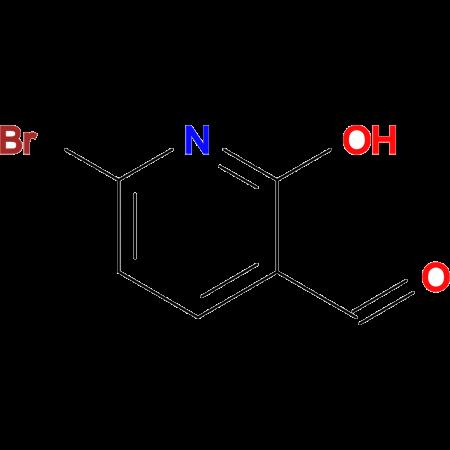 6-Bromo-2-hydroxynicotinaldehyde