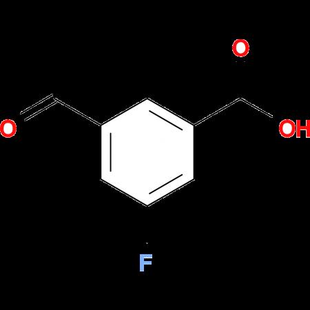 3-Fluoro-5-formylbenzoic Acid