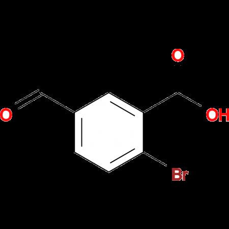 2-Bromo-5-formylbenzoic acid