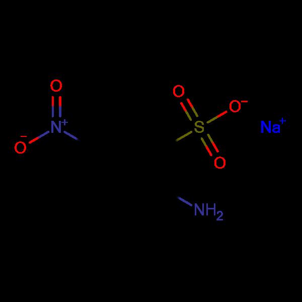Sodium 2-amino-5-nitrobenzenesulfonate