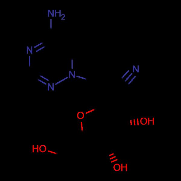 (2R,3R,4S,5R)-2-(4-Aminopyrrolo[2,1-f][1,2,4]triazin-7-yl)-3,4-dihydroxy-5-(hydroxymethyl)tetrahydrofuran-2-carbonitrile