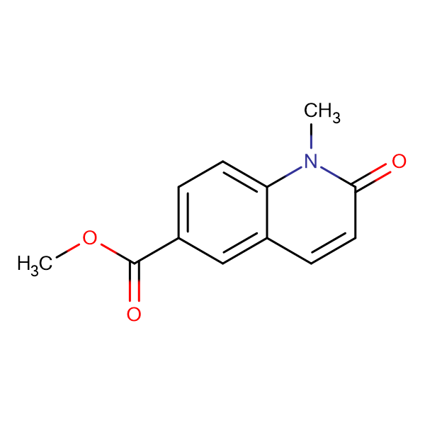 Methyl 1-methyl-2-oxo-1,2-dihydroquinoline-6-carboxylate