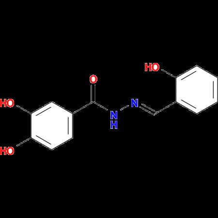 3,4-Dihydroxy-N'-(2-hydroxybenzylidene)benzohydrazide