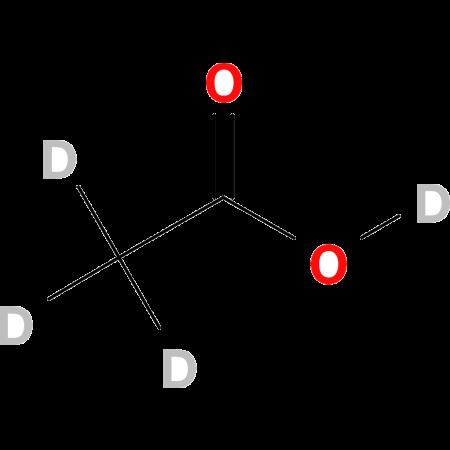 Acetic Acid D4 >99.5%