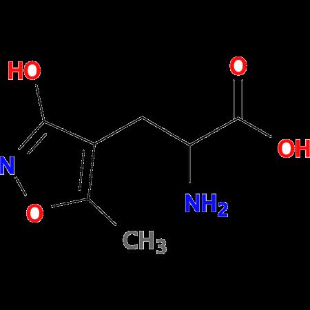 (RS)-Ä-Amino-3-hydroxy-5-methyl-4-isoxazolepropionic acid