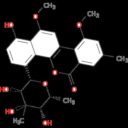 Chrysomycin B
