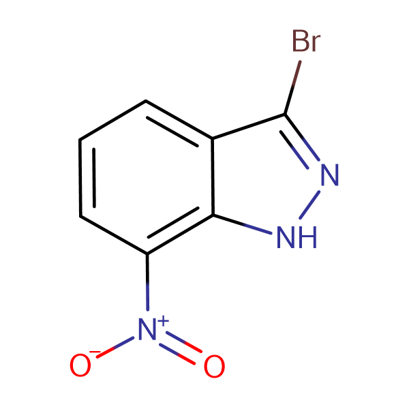 3-Bromo-7-Nitroindazole