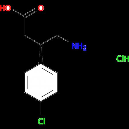 R(+)-Baclofen.Hydrochloride