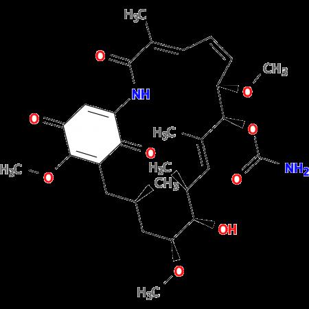 Geldanamycin, Streptomyces hygroscopicus