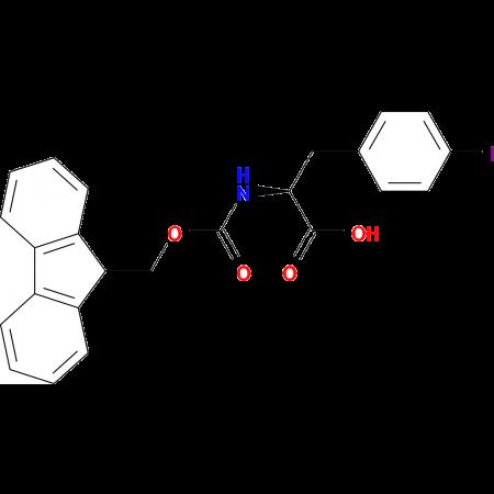 Fmoc-4-Iodo-L-phenylalanine