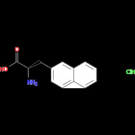 3-(2-Naphthyl)-D-alanine.HCl