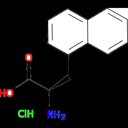 3-(1-Naphthyl)-D-alanine.HCl