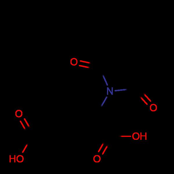 2-Phthalimidino-glutaric acid