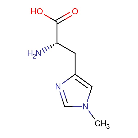 NH-Methyl-His-OH