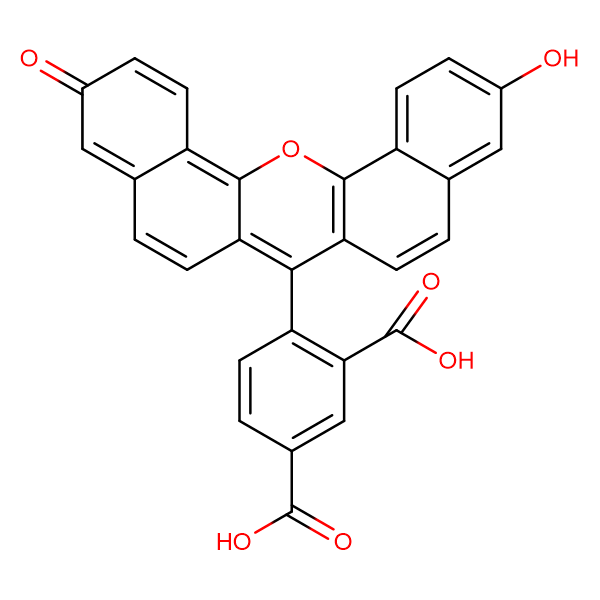 5(6)-carboxynaphthofluorescein