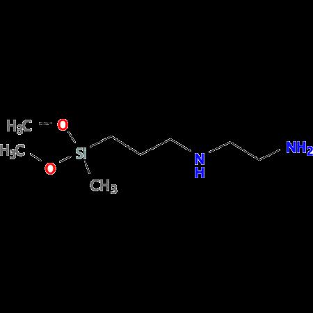 N-(2-Aminoethyl)-3-aminopropylmethyl-dimethoxysilane