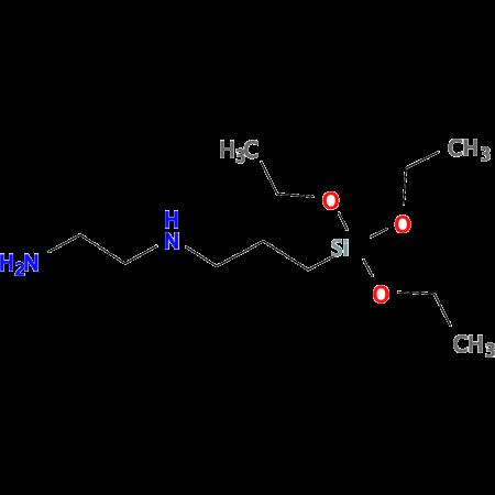 3-(2-Aminoethylamino)propyltriethoxysilane