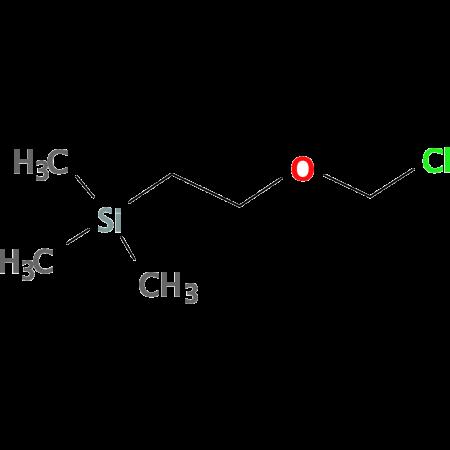 2-(Chloromethoxyethyl)trimethyl silane