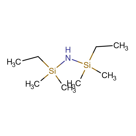 1,3-Diethyl-1,1,3,3-tetramethyldisilazane