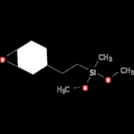 2-(4-Epoxycyclohexyl) ethylmethyl dimethoxysilane