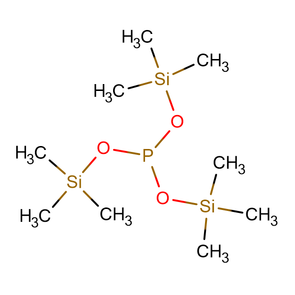 Phosphorous acid tris(trimethylsilyl)ester