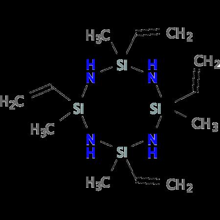 1,3,5,7-Tetramethyl-1,3,5,7-tetravinylcyclotetra-silazane