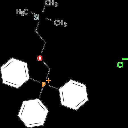 2-(Trimethylsilyl)ethoxymethyltriphenyl-phosphonium chloride