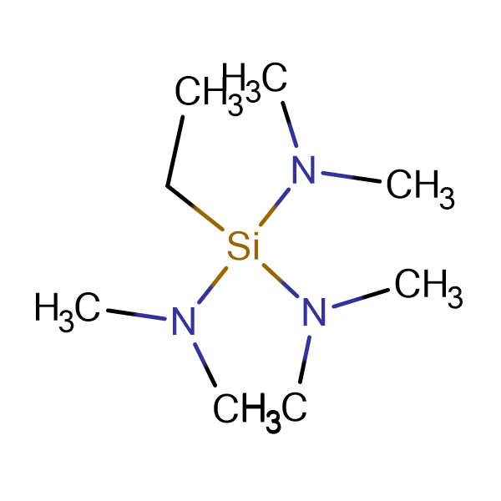 Tris(dimethylamino)ethylsilane