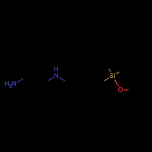 N-(2-Aminoethyl)-3-aminoisobutyldimethylmethoxysilane