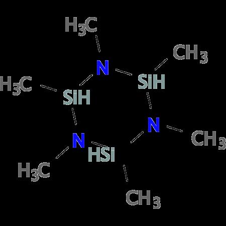 1,2,3,4,5,6-Hexamethylcyclotrisilazane