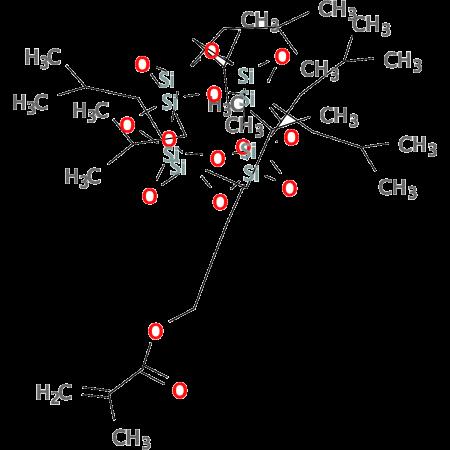 Methacryloxypropylheptaisobutyl-T8-silsesquioxane