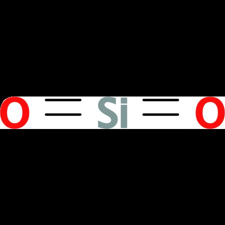 Silicon dioxide, amorphous, hexamethyldisilazane treated