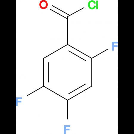 2,4,5-Trifluorobenzoyl chloride
