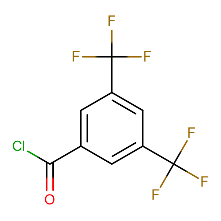 3,5-Bis(trifluoromethyl)benzoyl chloride