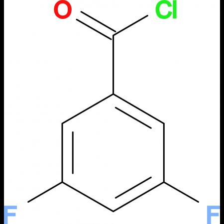3,5-Difluorobenzoyl chloride