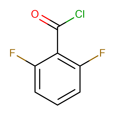 2,6-Difluorobenzoyl chloride