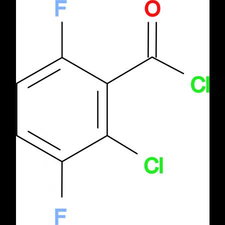 2-Chloro-3,6-difluorobenzoyl chloride
