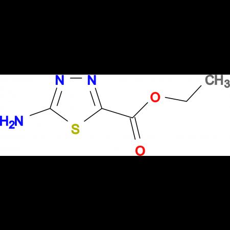 5-Amino-1,3,4-thiadiazole-2-carboxylic acid ethyl ester