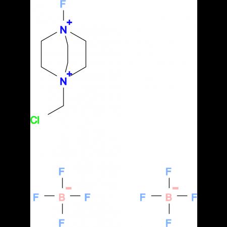N-Fluoro-N'-chloromethyltriethylenediaminebis(tetrafluoroborate)
