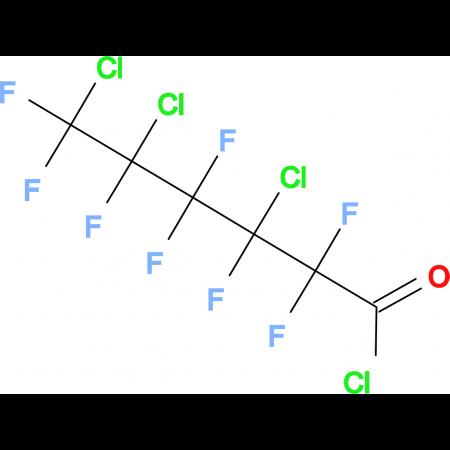 3,5,6-Trichlorooctafluorohexanoyl chloride