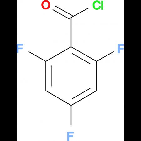 2,4,6-Trifluorobenzoyl chloride