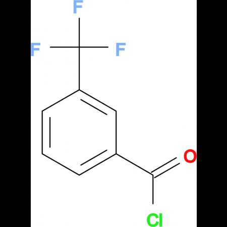 3-(Trifluoromethyl)benzoyl chloride
