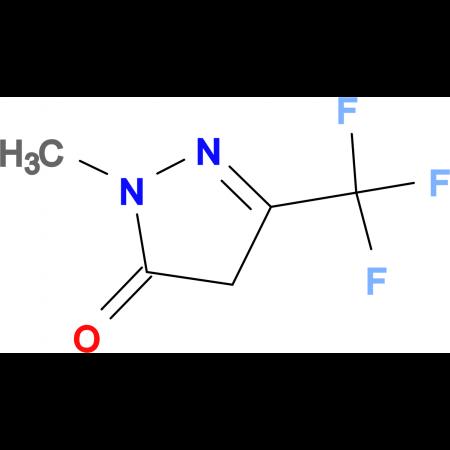 1-Methyl-3-trifluoromethyl-2-pyrazolin-5-one