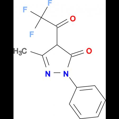 4-Trifluoroacetyl-3-methyl-1-phenyl-5-pyrazolone
