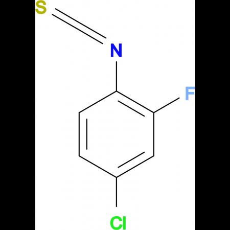 4-Chloro-2-fluorophenyl isothiocyanate
