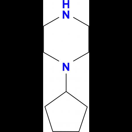 1-Cyclopentylpiperazine