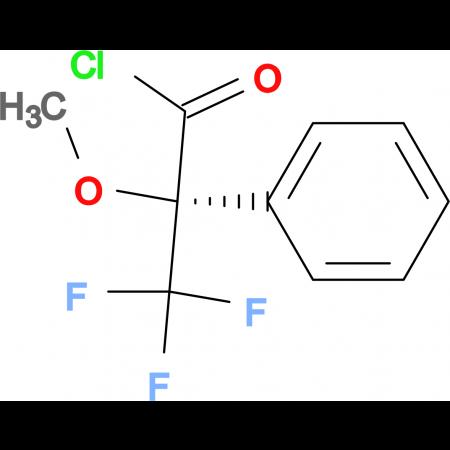 (R)-(-)-a-Methoxy-a-trifluoromethylphenylacetyl chloride