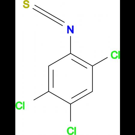 2,4,5-Trichlorophenyl isothiocyanate