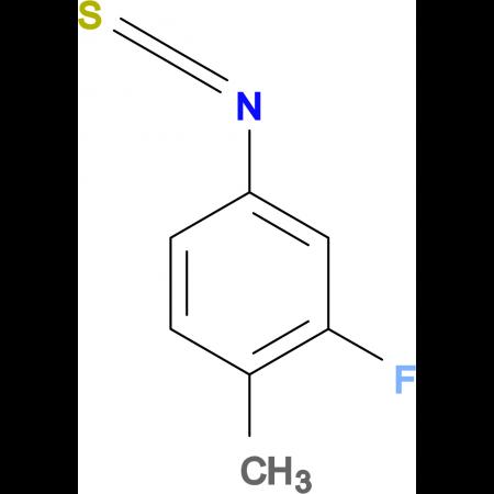 3-Fluoro-4-methylphenylisothiocyanate