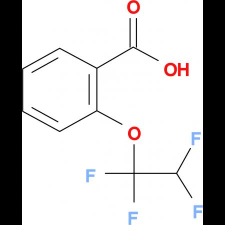 2-(1,1,2,2-Tetrafluoroethoxy)benzoic acid